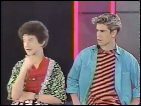 Lost Episode of Saved by the Bell - Saturday Morning Preview 1989 - Full Episode