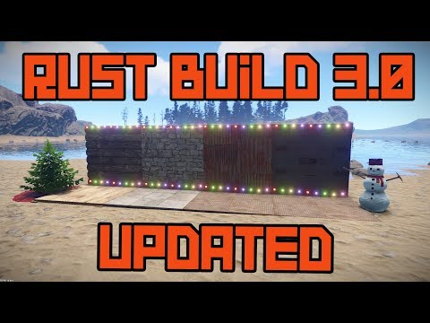 RUST Build 3.0 Updated - Devblog 190 - Rust Building Update