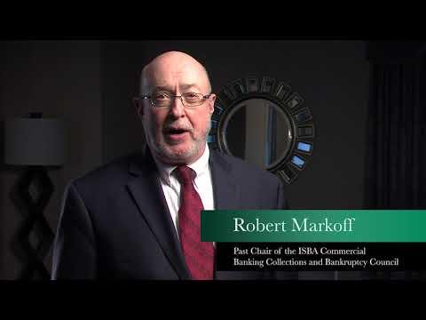 Robert Markoff Testimonial for ISBA 3rd VP President Candidate Stephen Komie