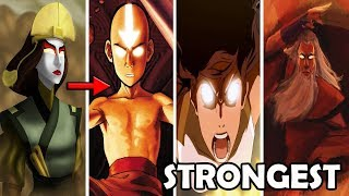 Which Avatar Is The Strongest?
