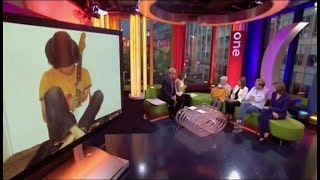 Freddie Mercury S Mum Jer And Sister Kash The One Show 160911