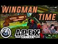 VISS TAKING NAMES WITH THE WINGMAN  APEX LEGENDS SEASON 3