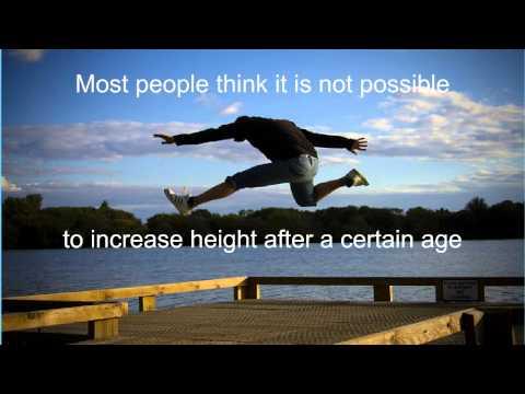 Grow Taller Exercises & Grow Taller 4 Idiots