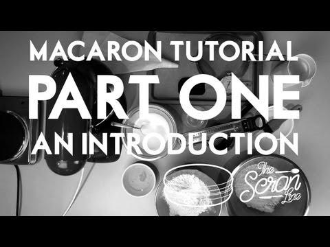 Simple French Macaron Recipe - #1 - The Scran Line