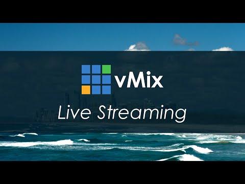 vMix Tutorials- Live Streaming 2016. New video in Description.