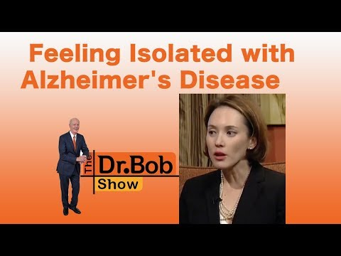 Feeling Isolated with Alzheimer's Disease