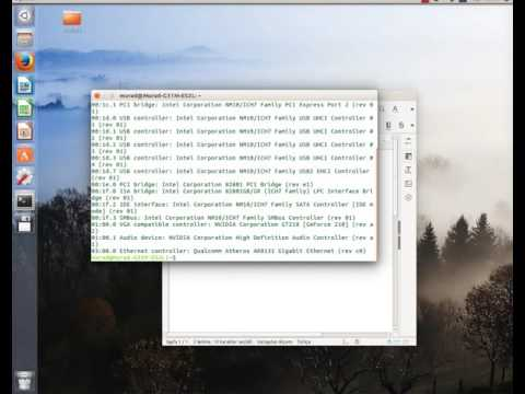 How to check graphics card on Ubuntu linux
