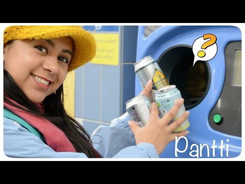 GET FREE MONEY IN FINLAND|PANTTI Return €