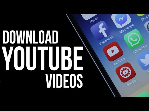 IPHONE HACKS HOW TO DOWNLOAD YOUTUBE VIDEOS ONTO IPHONE
