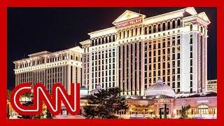 See iconic Las Vegas casino's unprecedented situation