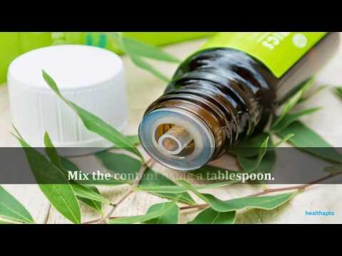 Tea Tree Oil to get rid of Razor Bumps