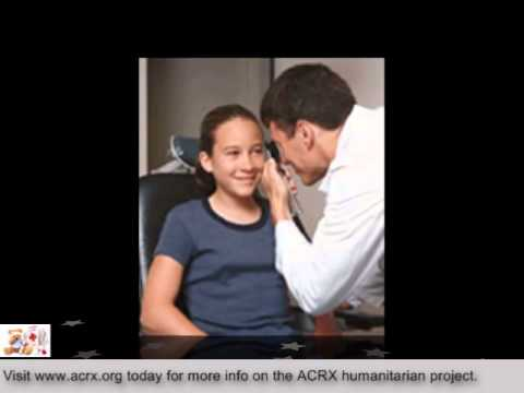 Free Medication Help Donated to Foreman Eye Care by Charles Myrick of ACRX