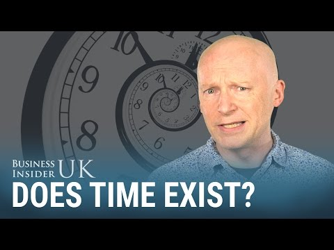 An Oxford University professor explains how maths could prove that time doesn't exist