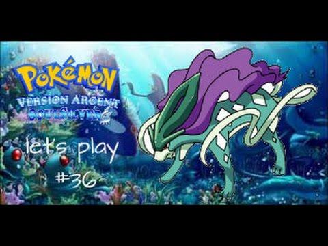 Let's play pokémon argent soulsilver #36 : capture de Suicune