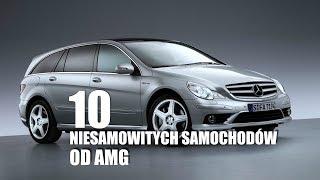10 Niesamowitych Samochodw Od Amg 109 Top10