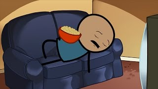 Movie Night - Cyanide & Happiness Shorts