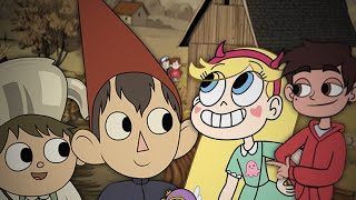 Wirt & Greg vs Star & Marco. Scrapped Epic Rap Battles of Cartoons.
