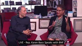 Rep. Karen Bass on the Progressive Resistance in Congress • BRAVE NEW FILMS