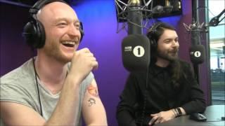 Part 1 Biffy Clyro Grimmy BBC Radio 1