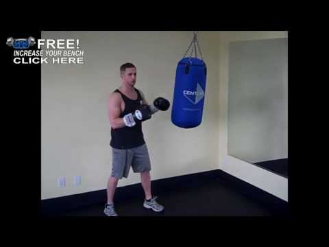 Cardio Boxing Drills with Chad Howse