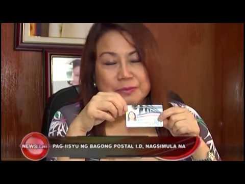 Pag-iisyu ng bagong postal ID, nagsimula na