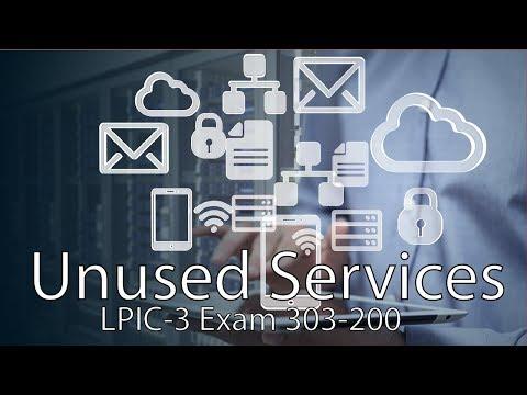 Linux Security: Managing Unused Services