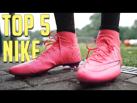 TOP 5 - Nike Football Boots 2015