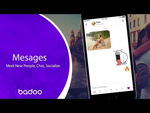 Badoo - Meet New People, Chat, Socialize - Messages