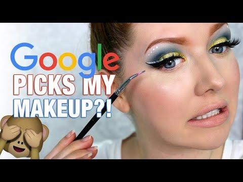 Google Picks My Makeup Challenge!