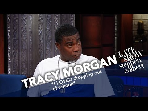 Tracy Morgan And Stephen Auditioned For SNL At The Same Time