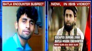 Missing Batla House Suspect in ISIS Video