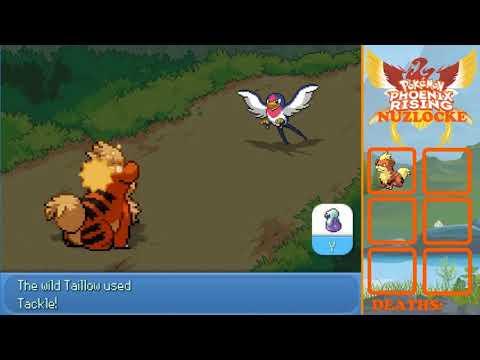 WHERE DO I GO! - Pokemon Phoenix Rising - Episode 2