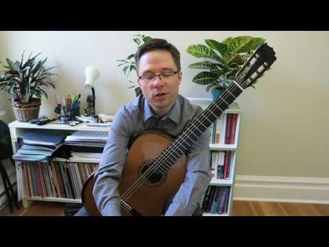 Lesson & Free PDF: Beethoven's Moonlight Sonata for Guitar - arr. Tárrega