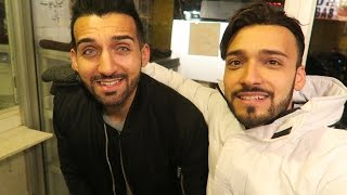 MOST FAMOUS PAKISTANI SHAM IDREES MY FRIEND!