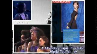 [RARE] Rachel Fury, Durga McBroom and Margaret Taylor stage sound check! [HD] [Learning To Fly]