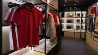 Inside The Milan Ferrari Store
