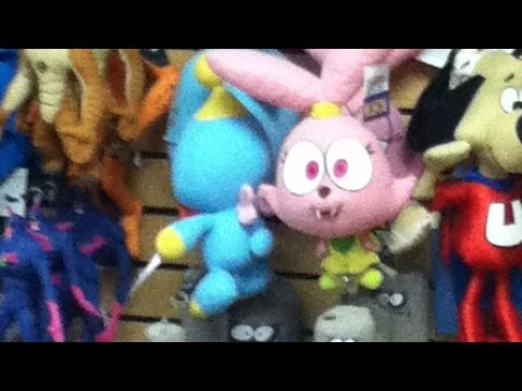 The Mystery of the Kellytoy Cheese the Chao Plush (Sonic the Hedgehog)