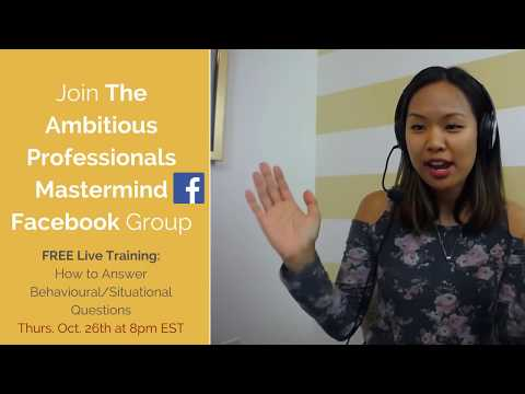 🔴 LIVE Announcement - The Ambitious Professionals Mastermind
