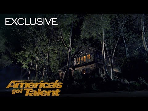 Cabin by the Creek: The Making Of - America's Got Talent 2018 (Digital Exclusive)