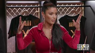 MIA KHALIFA GETS CONFRONTED BY EVA MARIE ABOUT WWE & IT