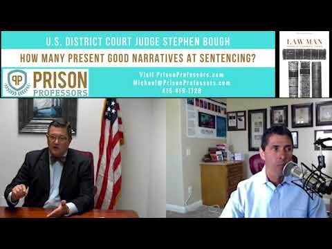 5. Federal Judges Want Defendants to Prepare Narratives Before Sentencing
