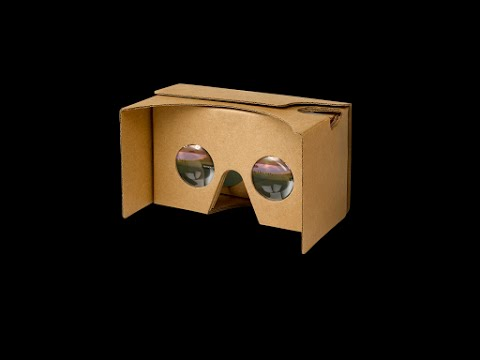 Google Cardboard review(What is it.)