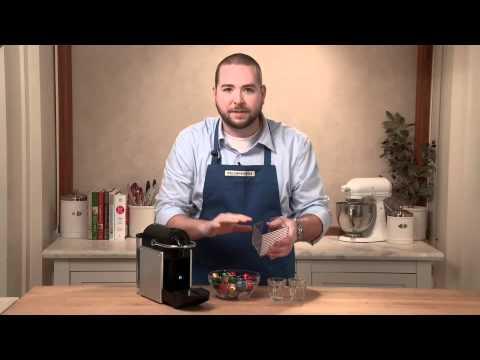 How to Make Espresso with the Nespresso Pixie Espresso Machine| Williams-Sonoma
