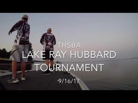 THSBA Lake Ray Hubbard Tournament (Top 5 Finish)