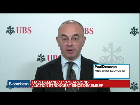 UBS Says Dollar Faces More Challenges Than Euro in Long Term