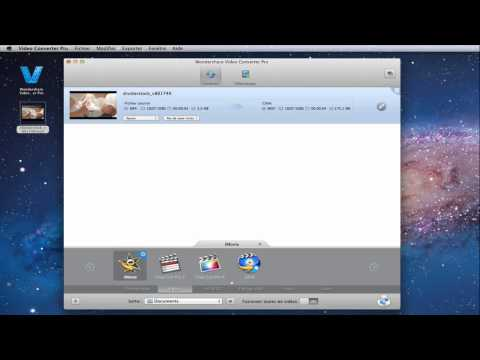 Comment importer des fichiers MP4 dans iMovie sur Mac?