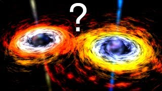 दो असली Black Holes को टकराते देख आप हैरान हो जाओगे। What Happens When Two Black Holes Collide