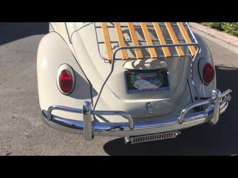 1967 VW Bug Walk Around