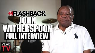 John Witherspoon Tells His Life Story (RIP)