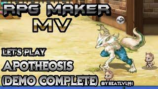 RPG Maker MV [Shattered Star] - Battle system test | Daikhlo